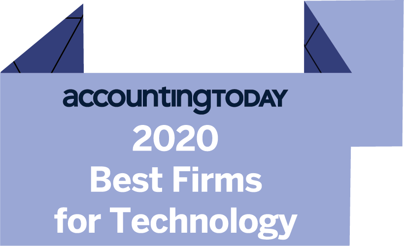Club Capital is named one of the 2020 Best Firms for Technology by Accounting Today