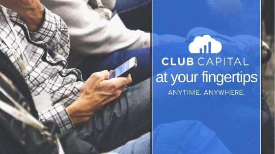 Announcing: The Club Capital Mobile App