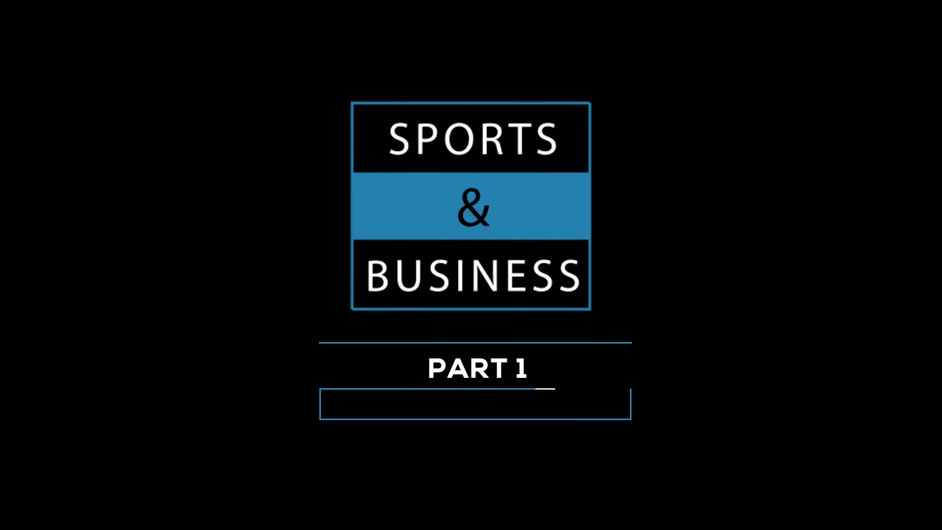 Episode 3: Sports and Business Similarities